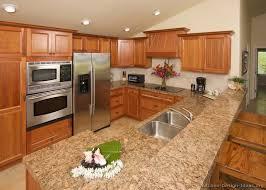 Oak Kitchens Designs Kitchen Marvelous Medium Oak Cabinets Kitchen Medium Wood