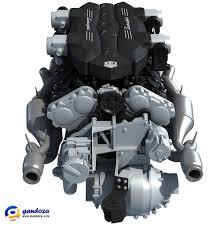 lamborghini v12 engine 3d model of v12 lamborghini engine with isr transmission a photo