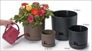Self Watering Planters Self Watering Planters Lee Valley Tools