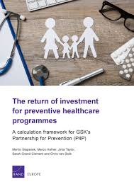 the return of investment for preventive healthcare programmes a