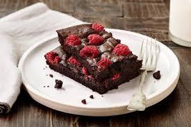raspberry brownie recipe masterchef australia raspberry