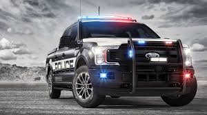 ford police responder hybrid sedan f 150 are now pursuit rated