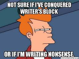 Writing Meme - favorite writer s block memes