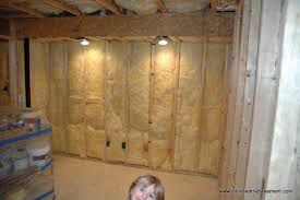 Proper Way To Insulate Basement Walls by How Do You Finish A Basement 7 Major Steps 1 Critical Skill