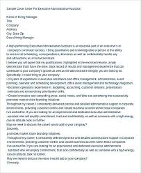 executive cover letter marketing executive resume cover letter