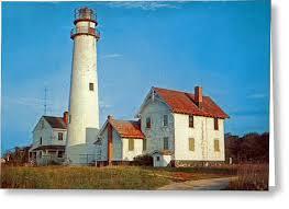 fenwick island lighthouse greeting cards america
