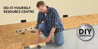 Diy Basement Flooring Dricore Subfloor Basement Flooring Diy