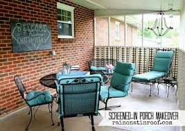 Screened In Porch Decor Screened In Porch Ideas For Functional Designs