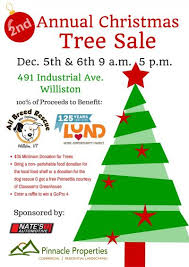2nd annual christmas tree sale vermont org