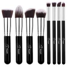amazon com bestope makeup brushes 8 pieces makeup brush set