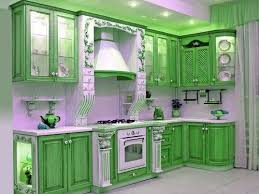 Green Kitchen Cabinets Color For Kitchen Cabinets With White Counters U2014 Smith Design