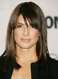 5 cute hairstyles over 40 2018 latest long hairstyles for women over 40 with bangs