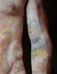 25 unique faded tattoo ideas on pinterest watercolor tattoo
