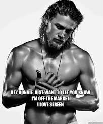 Jax Teller Memes - knitters of anarchy i could use some warm woolens jax teller
