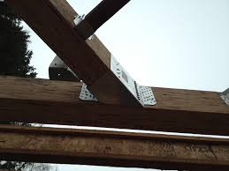 Porch Hangers by L Shaped Porch Framing Building U0026 Construction Diy Chatroom