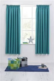 Teal Eyelet Blackout Curtains Teal Blackout Curtains Pencil Pleat 100 Images Homescapes