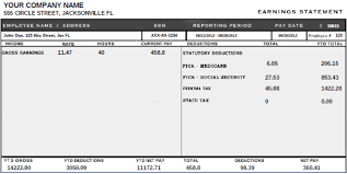 editable paycheck stub template samples for employees v m d com