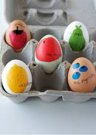 Easter Egg Decorate Online by 15 Fun Easter Egg Crafts Plaid Online