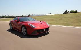 Ferrari F12 Aerodynamics - 2013 ferrari f12 berlinetta first drive motor trend