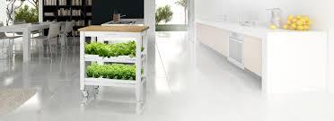 un jardin intelligent pour cultiver en intérieur