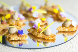 canapes finger food top ten canapes square meal