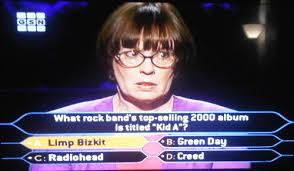 Radiohead Meme - who wants to be a millionaire radiohead know your meme