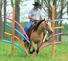 diy pole bending set horse training pinterest pole bending