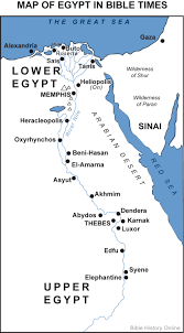 Ancient Mesopotamia Map Map Of Egypt In Bible Times Bible History Online