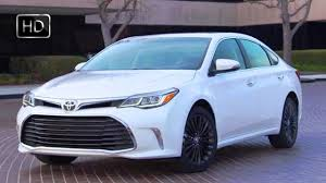 toyota 2016 2016 toyota avalon touring facelift exterior u0026 interior design hd