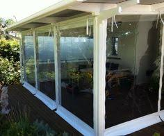 Patio Wind Screens by Clear Vinyl Roll Up And Down Curtains Youtube Wind Screens