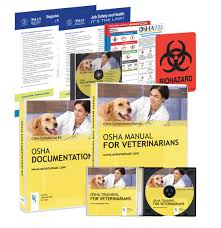 2017 osha deluxe package for veterinarians