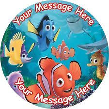finding nemo cake decorations ebay