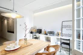 decordemon modern apartment in barcelona by egue y seta