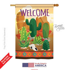 American House Flag Cactus House Flag U0026 More Garden Flags At Flagsforyou Com