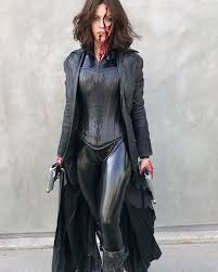 Selene Underworld Halloween Costume Maidofmight Underworld Blood Wars Today Bluray