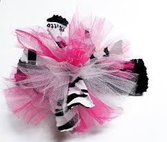 tulle hair bows august 2013 tulle box corner