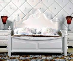 la lune bed ivory white buy furniture online ivory white and