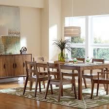 copenhagen leg extension table oak dining table white oak and