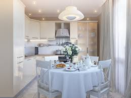 dining table creating plenty of room for footfall and dining