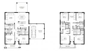 Modern Two Story House Plans Amazing Modern Double Story House Designs The Douglas Double
