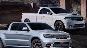 Dodge Durango Srt - pickup dodge durango srt vs jeep grand cherokee srt pickup