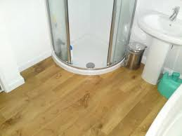 Bathroom Laminate Flooring Bathroom Laminate Flooring With Waterproof Laminate Ideas Home
