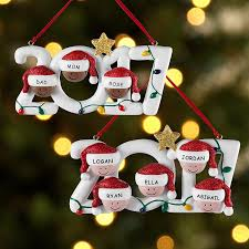 personalized tree ornaments personalised decorations