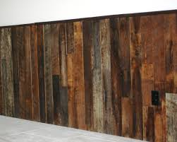 Hardwood In Powder Room Reclaimed Wood Wainscot Note For Reference Only Wood To Be