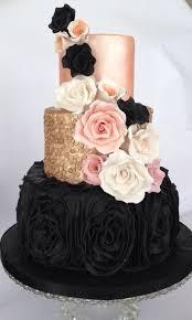Black Gold Wedding Decorations 25 Chic Blush And Black Wedding Ideas U2013 Page 3 U2013 Hi Miss Puff