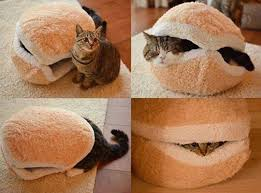cat burger bed the meta picture