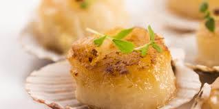 cuisine coquille jacques coquilles st jacques recipe epicurious com