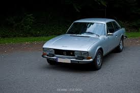 classic peugeot coupe this 1977 peugeot 504 coupé v6 is a family love affair columnm
