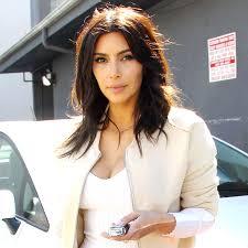 kim kardashian u0027s shorter hair fashion news