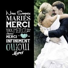 faire part de remerciement mariage confectionner ses cartes de remerciements c est si facile sur